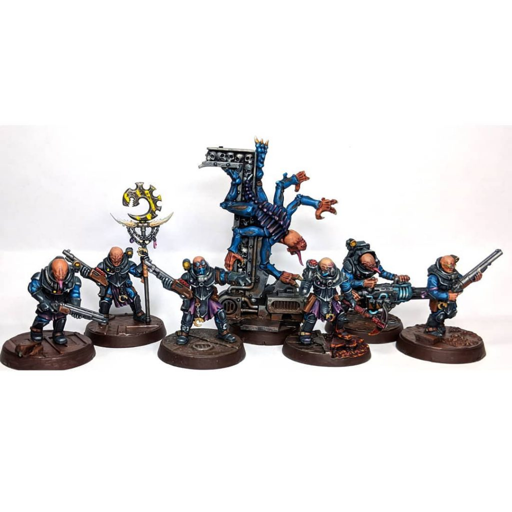 Genestealer Cult Infantry