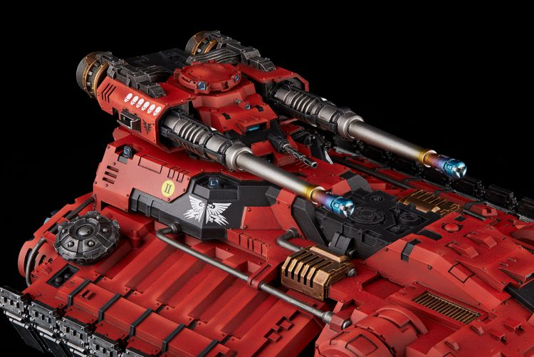 Blood Angels Astraeus Grav-Tank