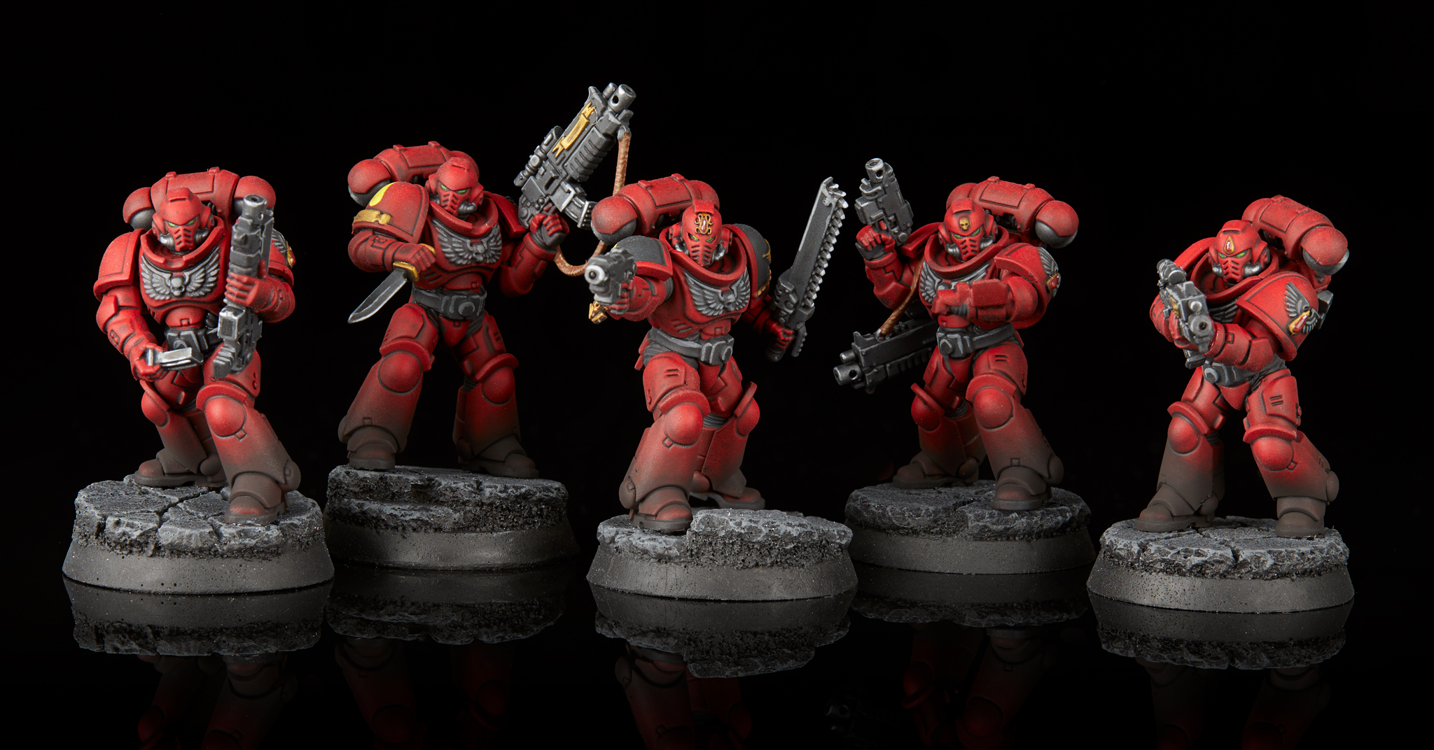 Blood Angels Intercessors