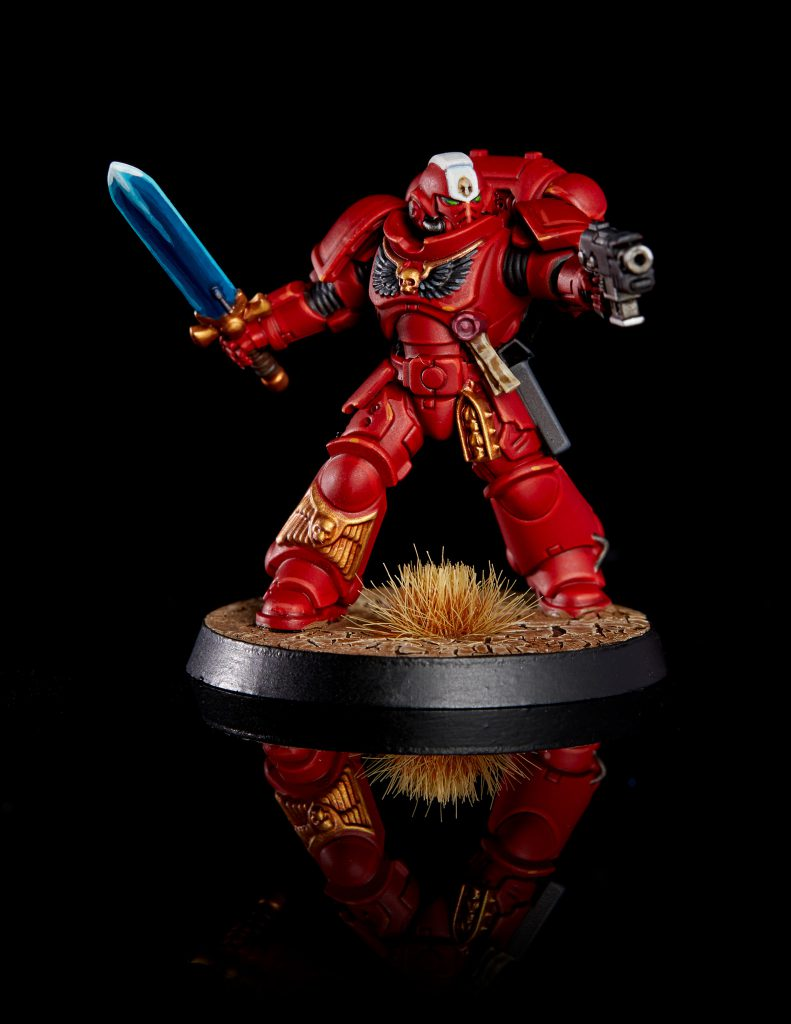 Blood Angels Primaris Lieutenant