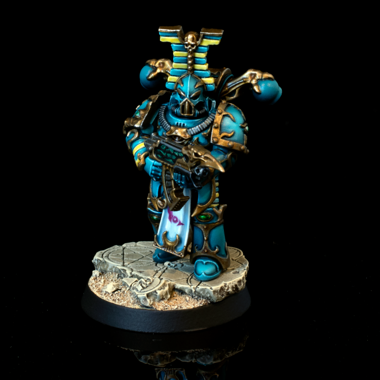 Thousand Sons Rubric Marine