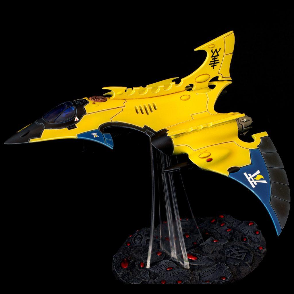 Iyanden Hemlock Wraithfighter