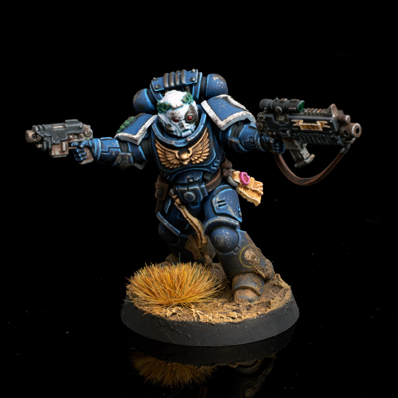 Ultramarines Veteran