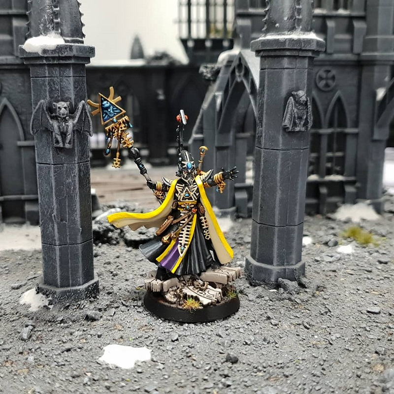 Eldrad Ulthran in Ruins v2