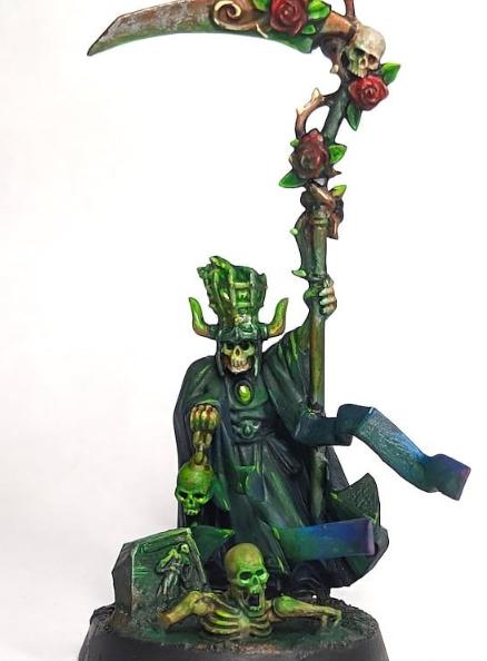 AoS Death Necromancer