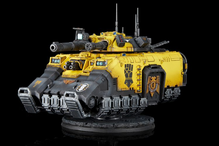 Imperial Fists Repulsor Executioner