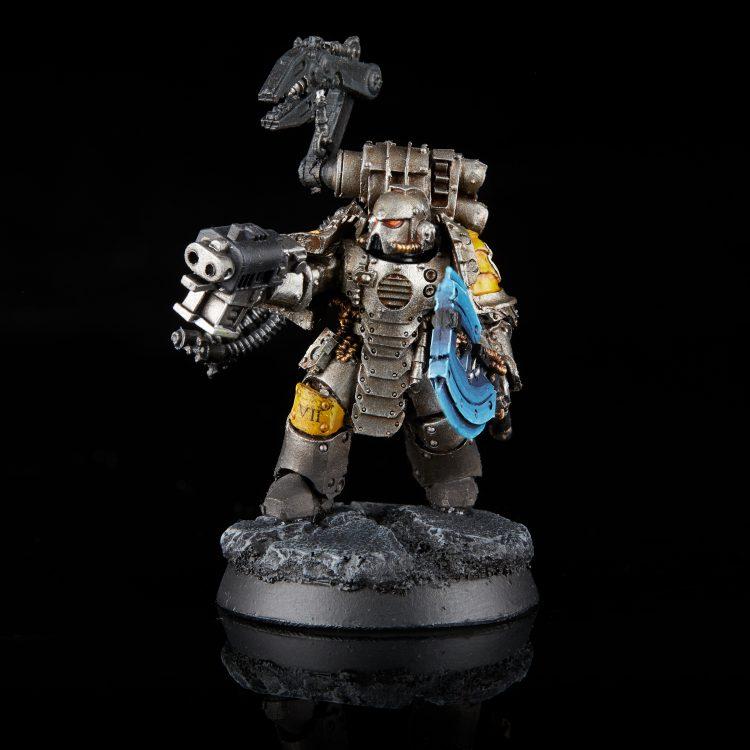 Imperial Fists Techmarine