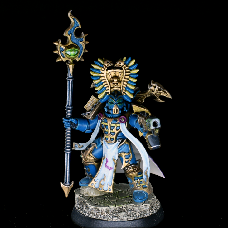 Thousand Sons Aspiring Sorcerer