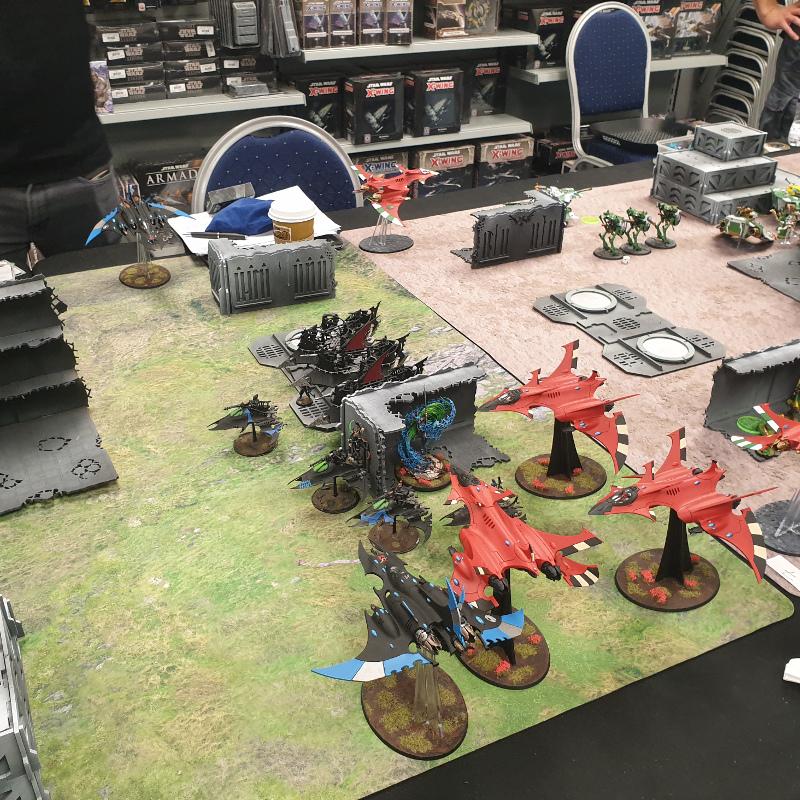 Crimson Hunter Exarchs