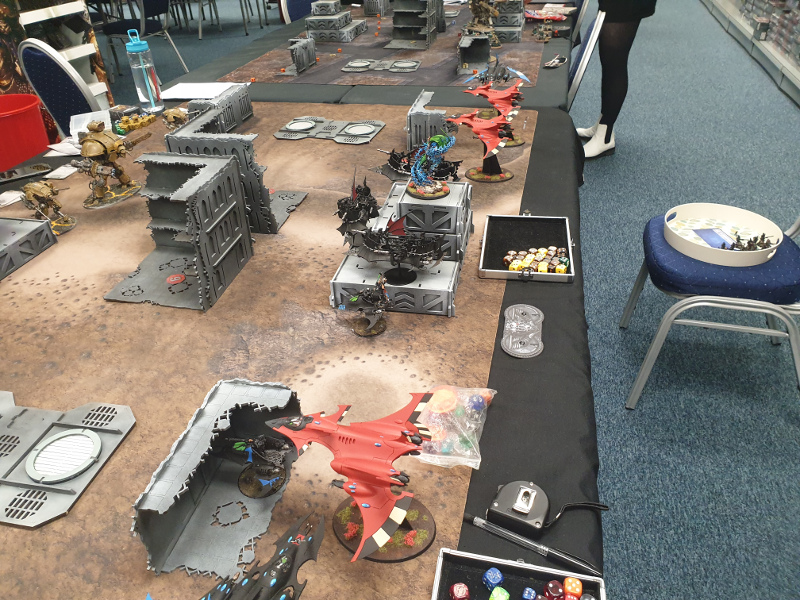 Corrode's Drukhari at London Open
