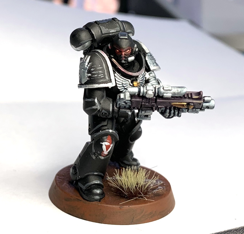 Iron Hands Intercessor