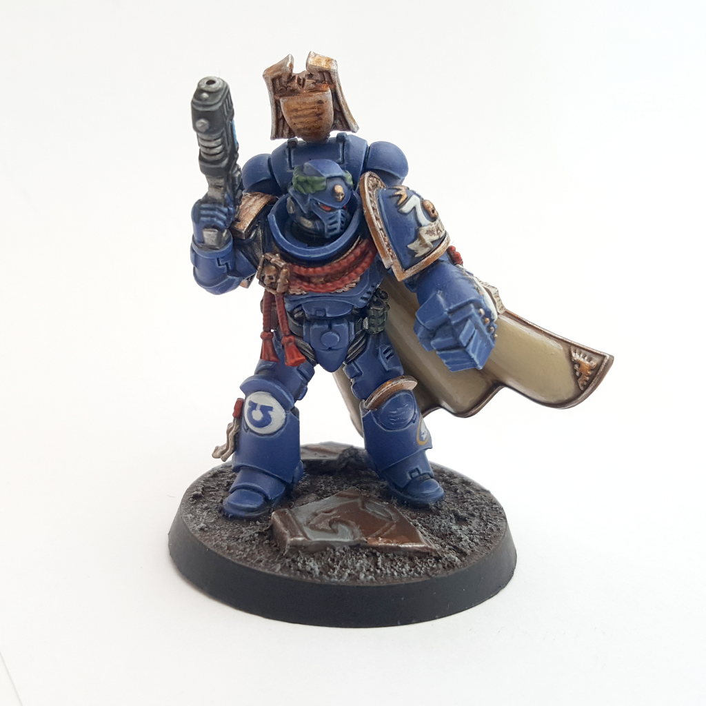 Ultramarines Primaris Captain