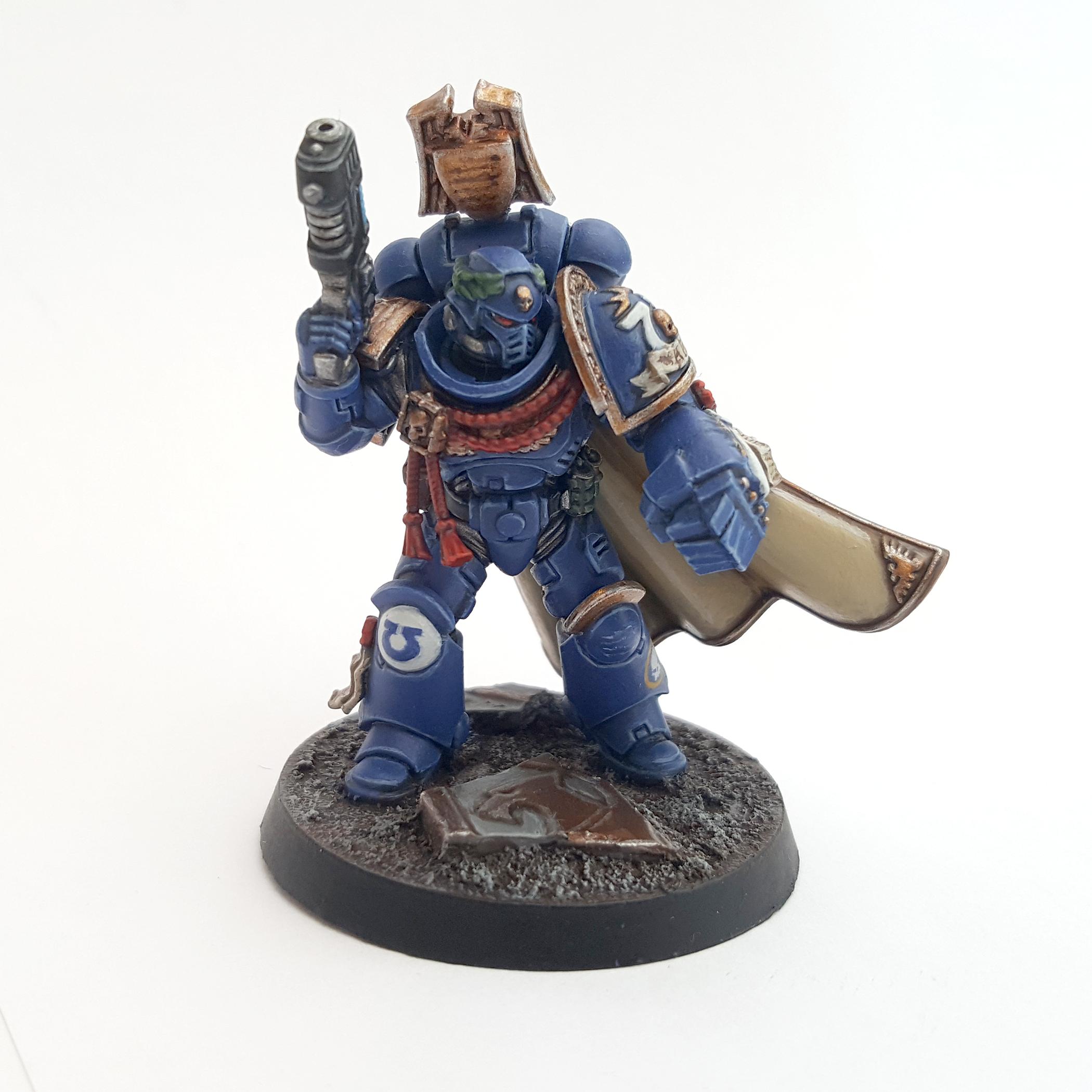 Ultramarines Primaris Captain