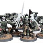 The Swords of Davion arrayed for battle