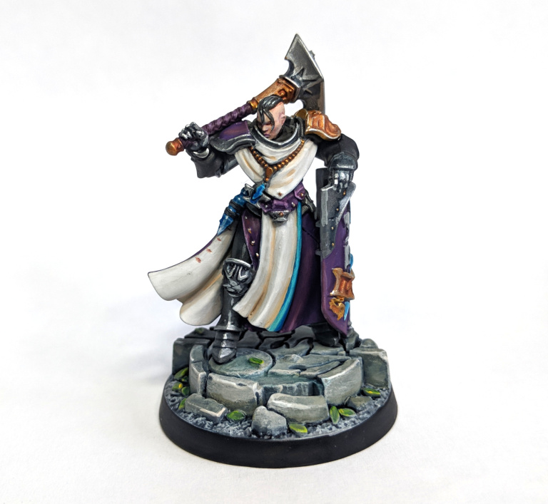 A Stormcast Eternal