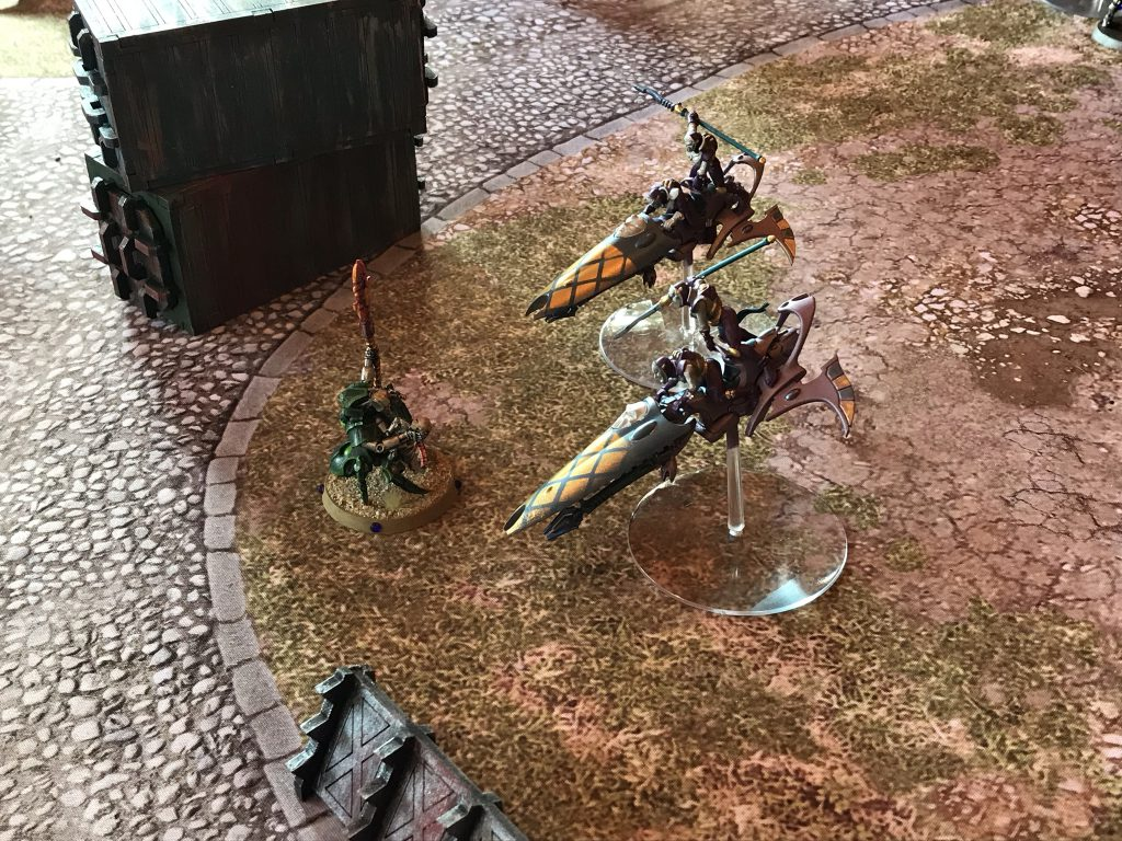 Skyweavers put down an old foe
