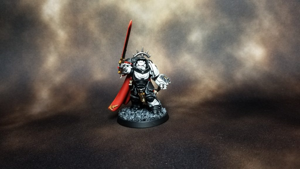 Raven Guard Gravis Captain