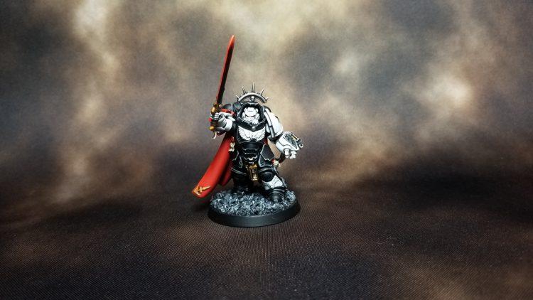 Raven Guard Gravis Captain