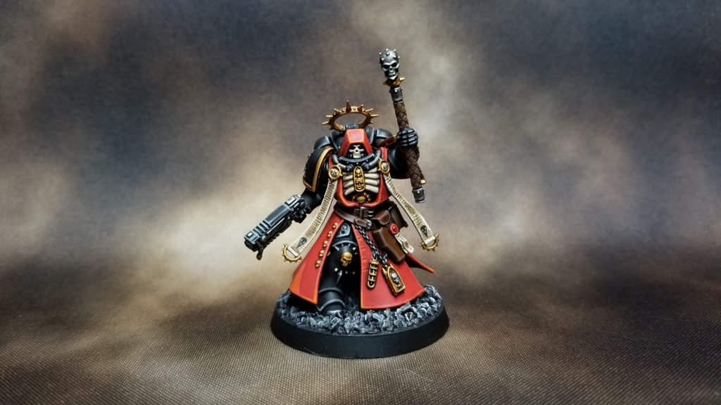 Raven Guard Chaplain