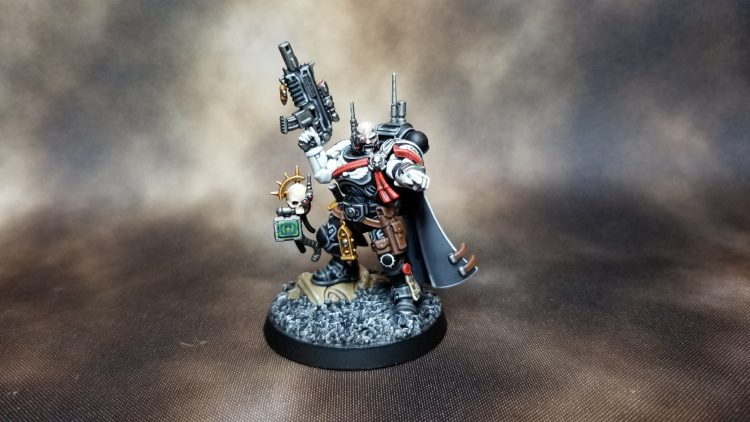 Raven Guard Phobos Captain