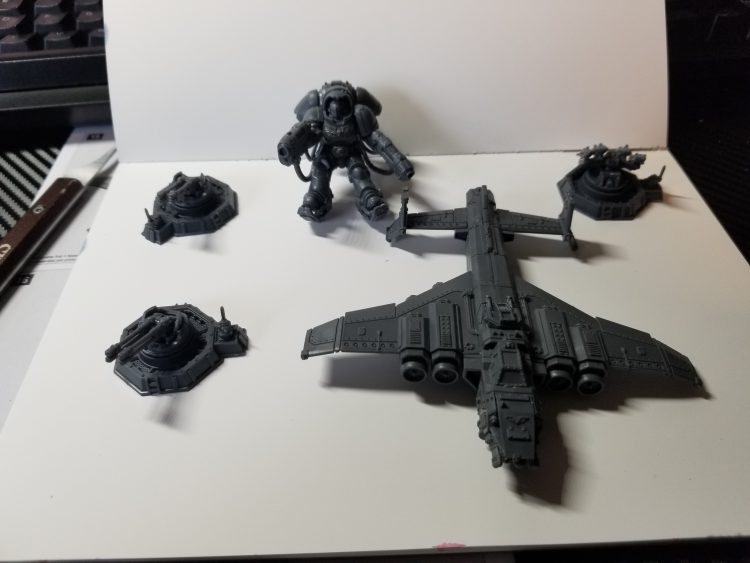 Plane, assets and bumbleboy