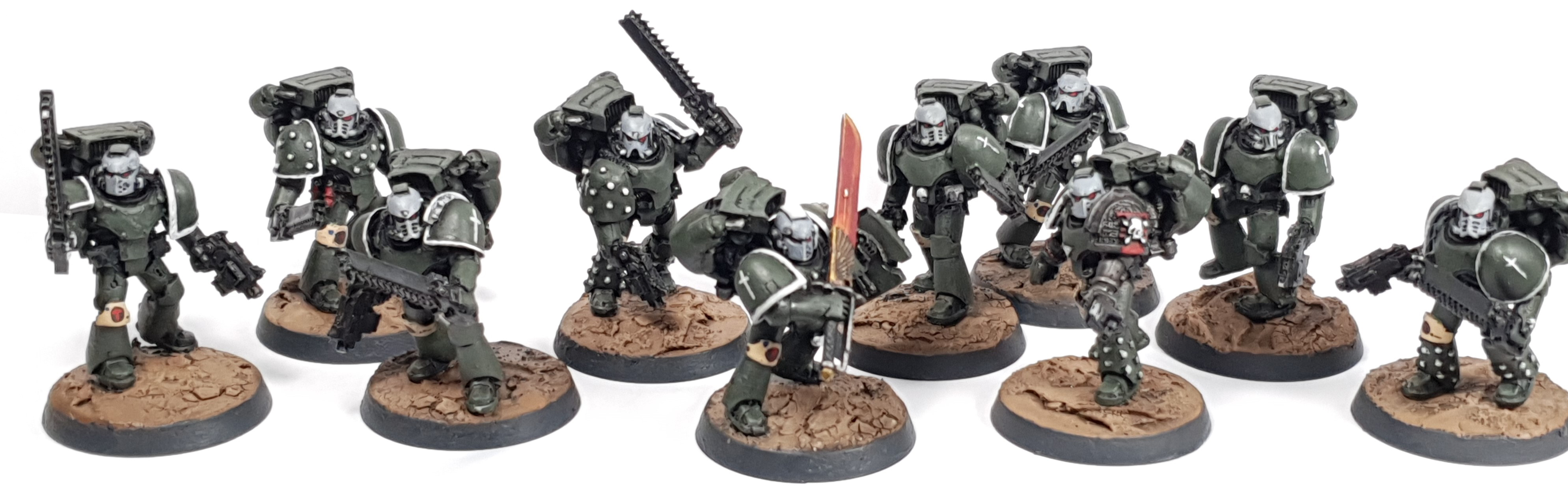 Space Marine Vanguard