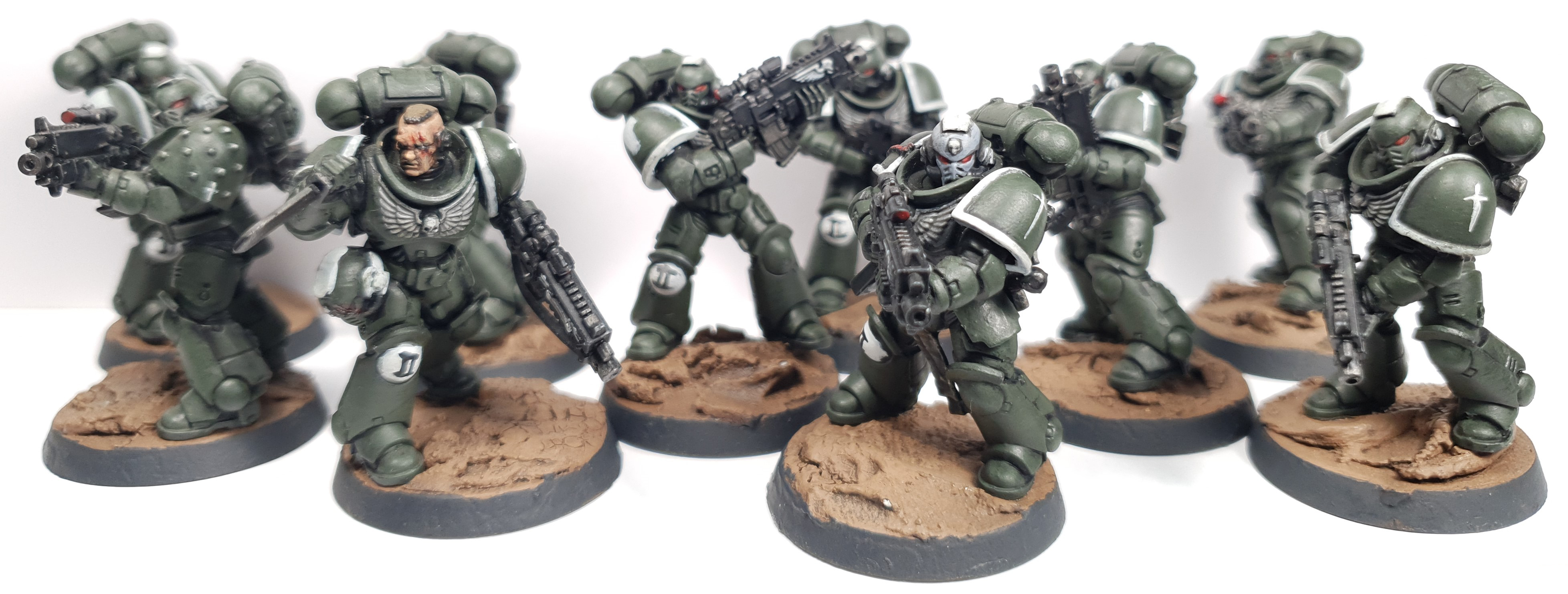 Space Marine Intercessors