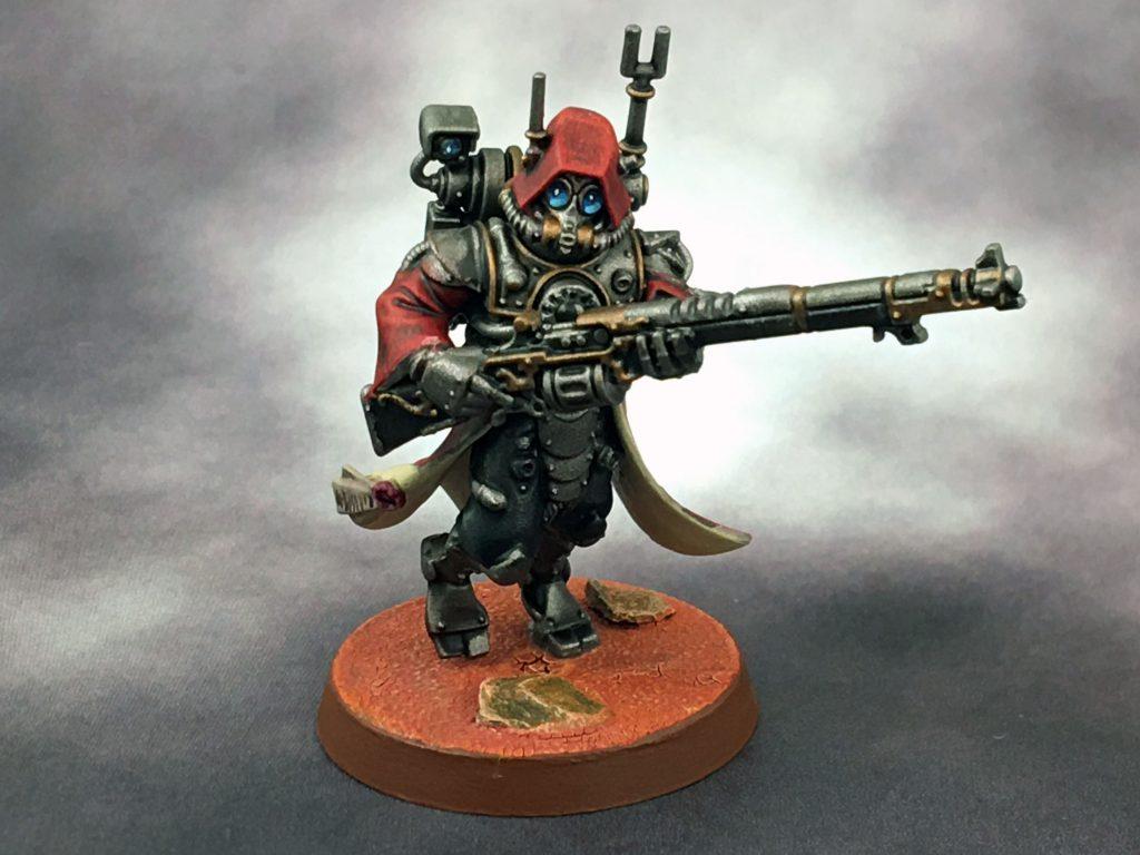 Skitarii Ranger