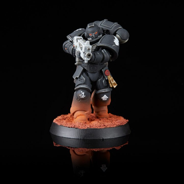 Iron Hands Intercessor by Booley