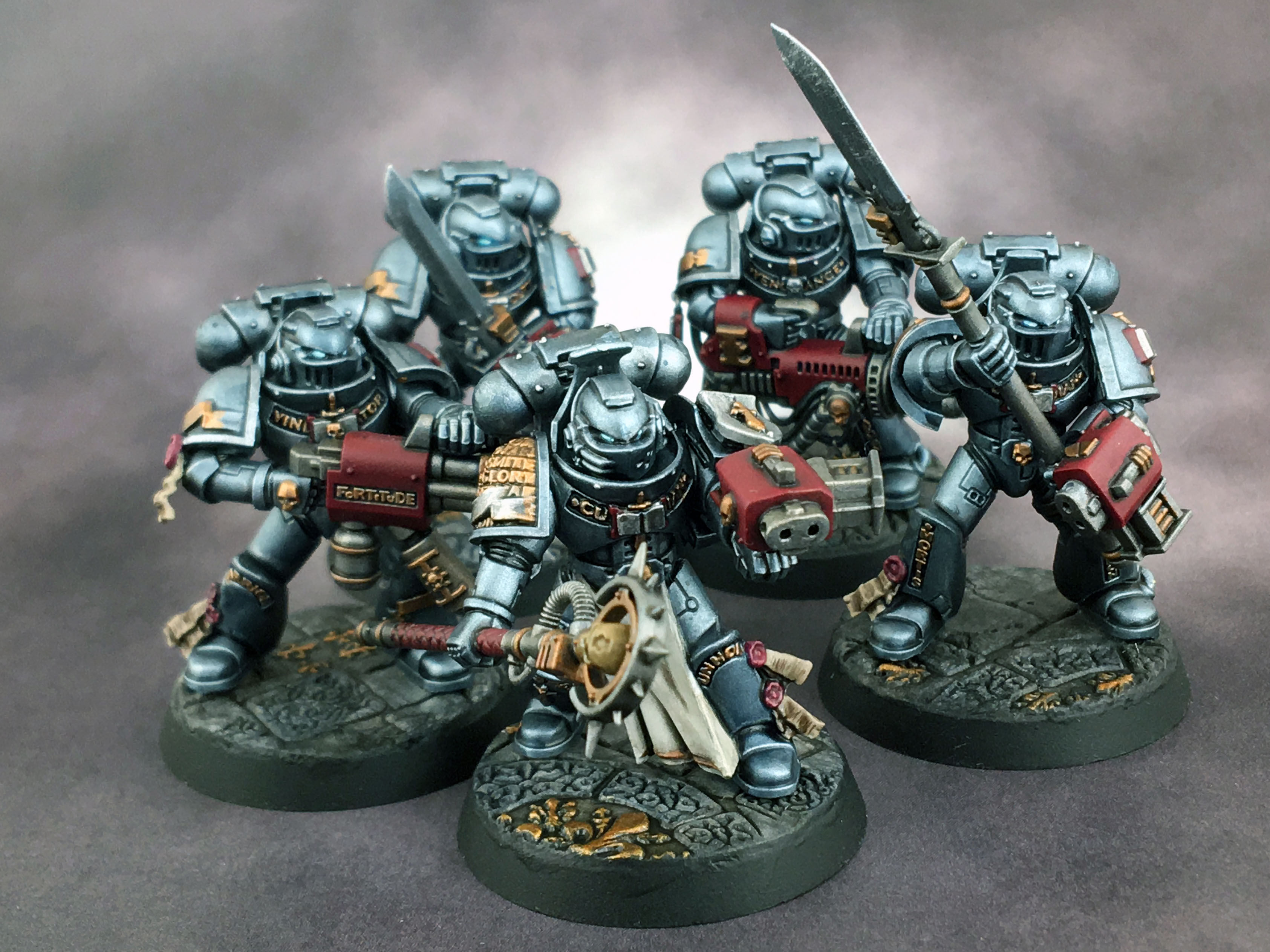 Grey Knight Kill Team