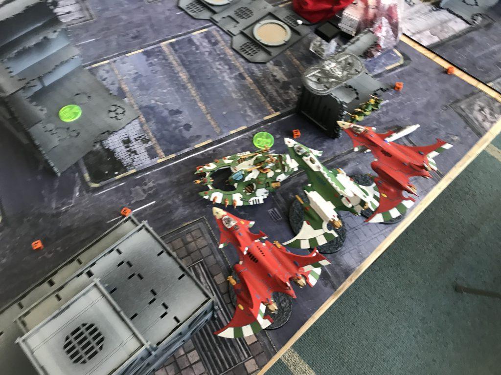 LGT round 1 deployment part 3