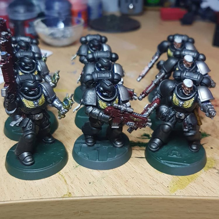 Iron Hands Intercessors