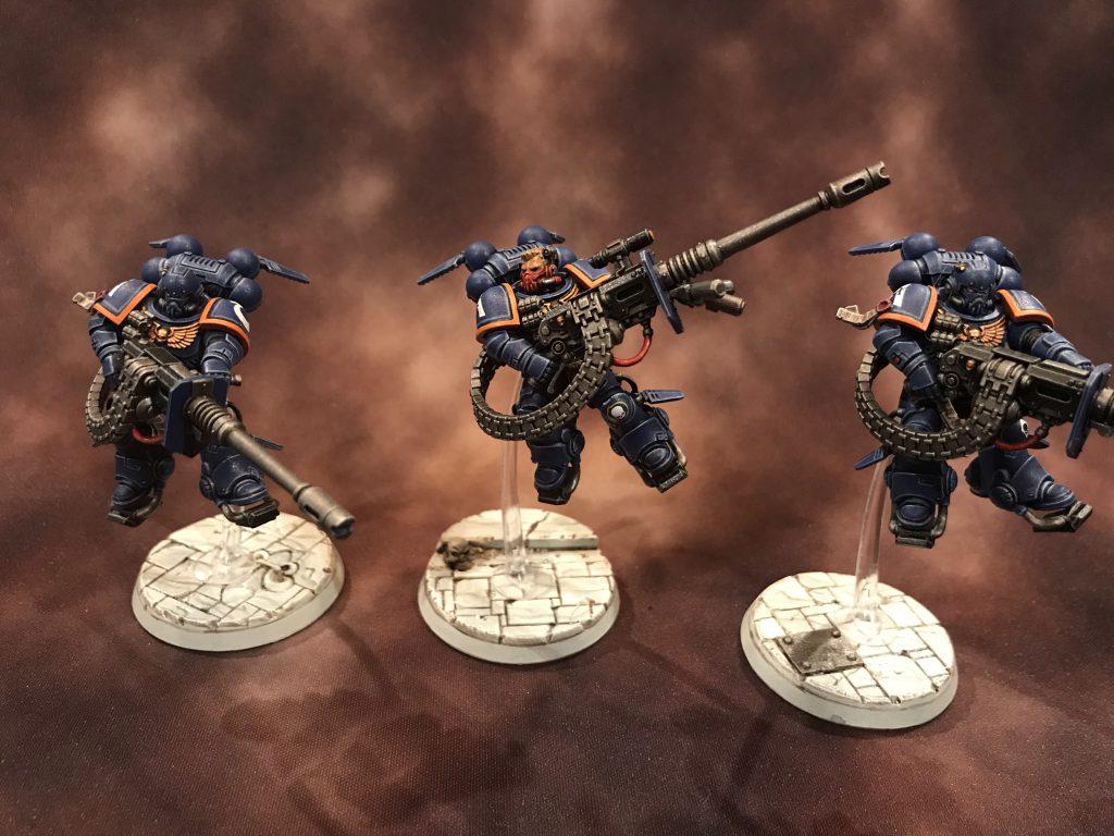 Ultramarine Suppressors
