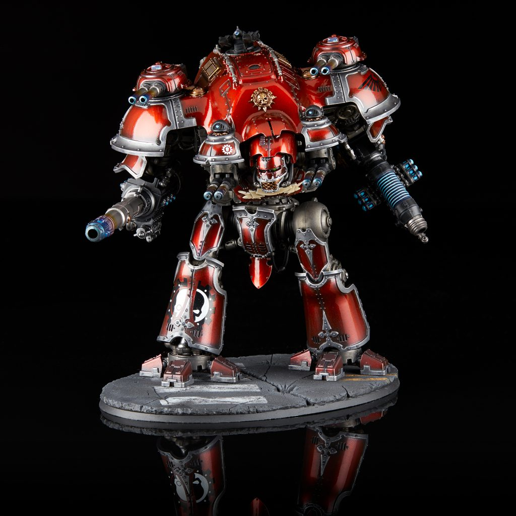 Imperial Knight Castellan