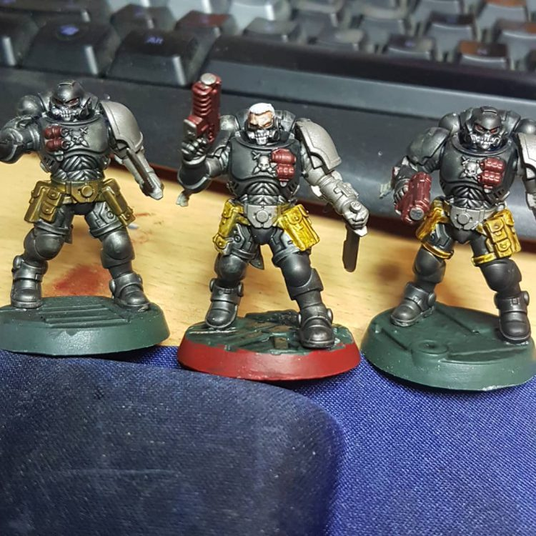 Iron Hands Reivers