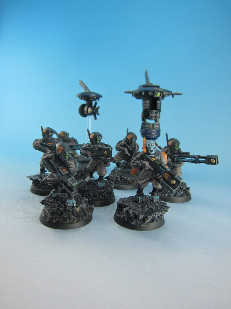 Tau Kill Team