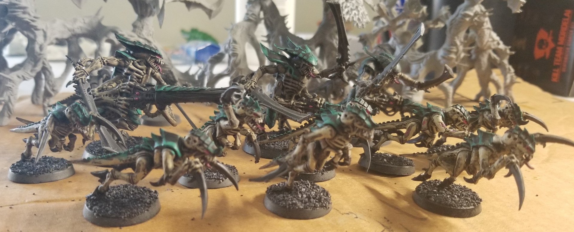 Tyranid Kill Team