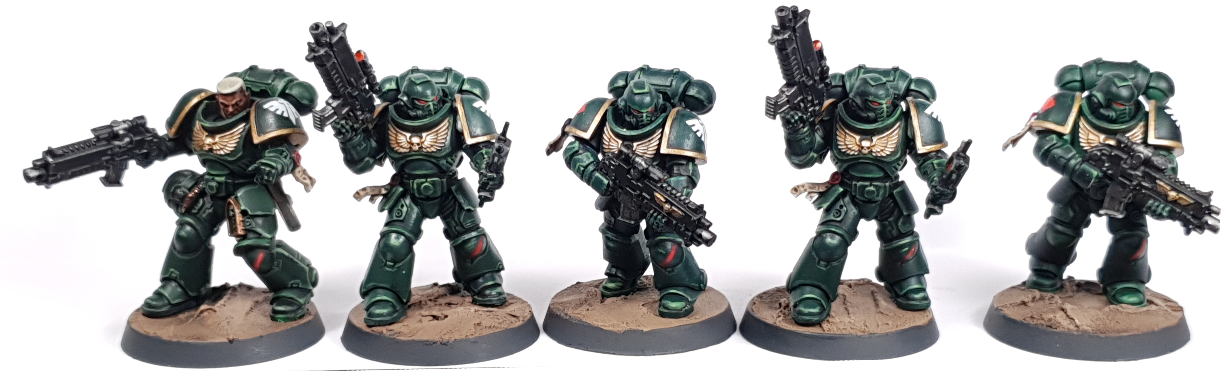 Dark Angels Intercessors
