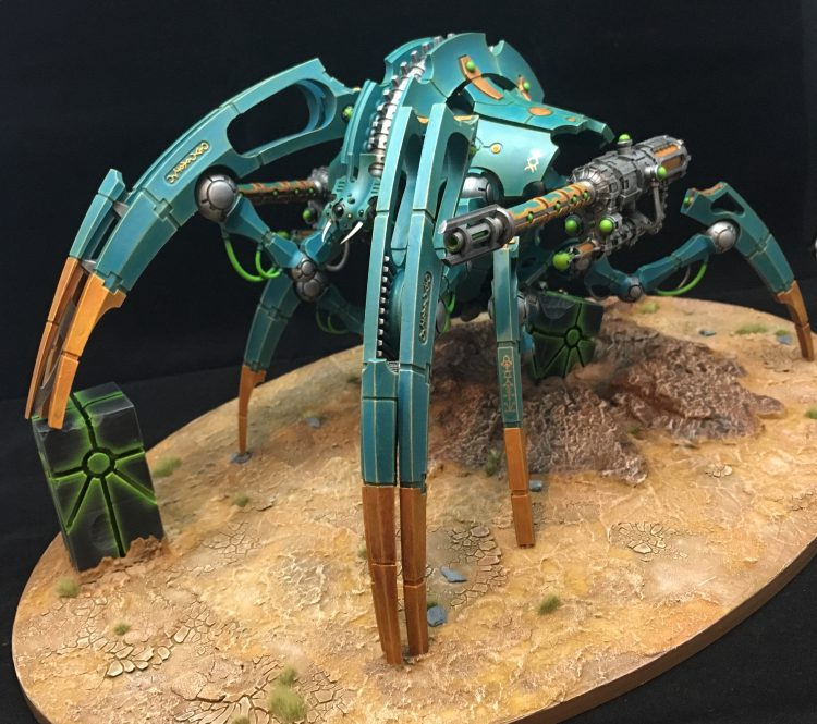 Seraptek Construct
