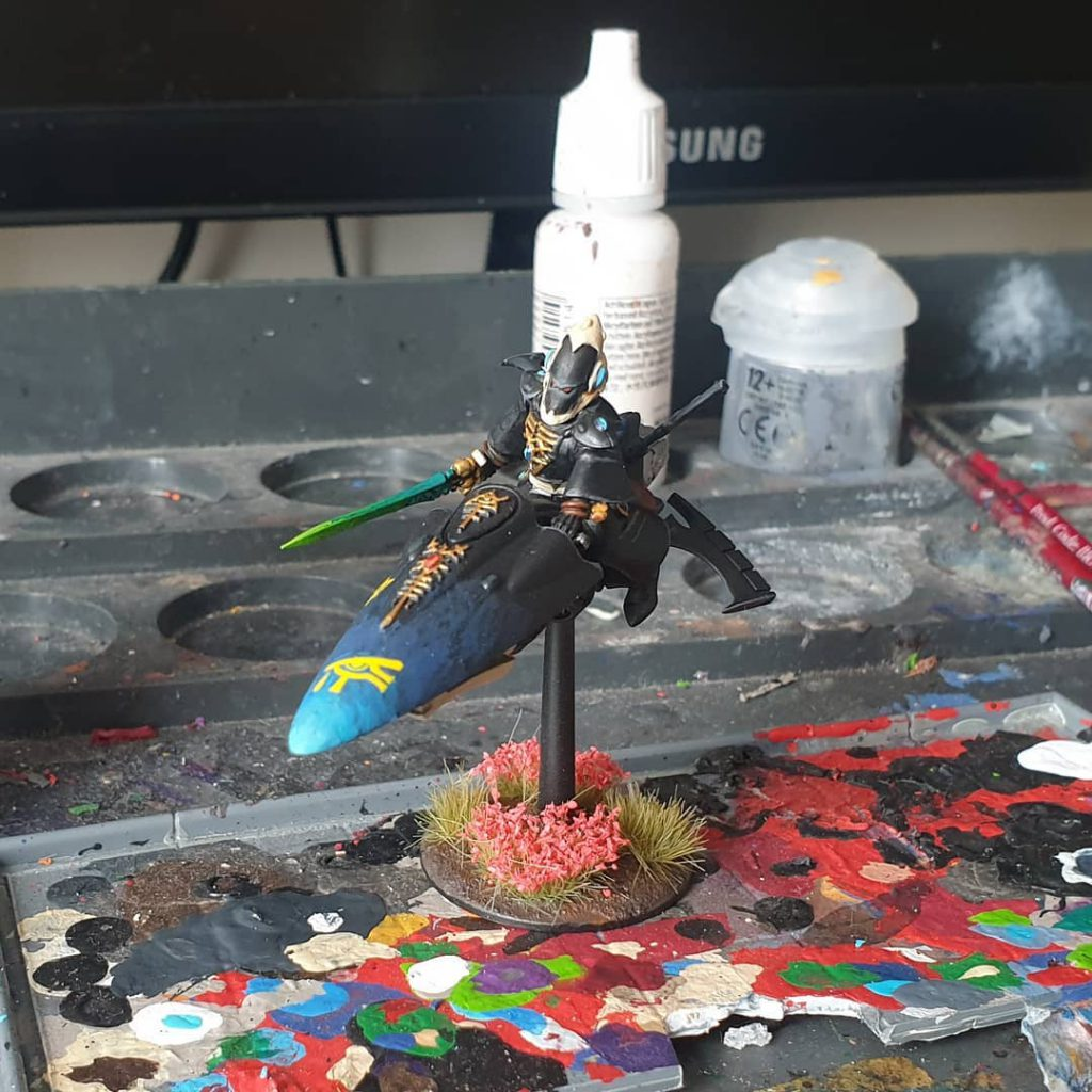 Warlock Skyrunner