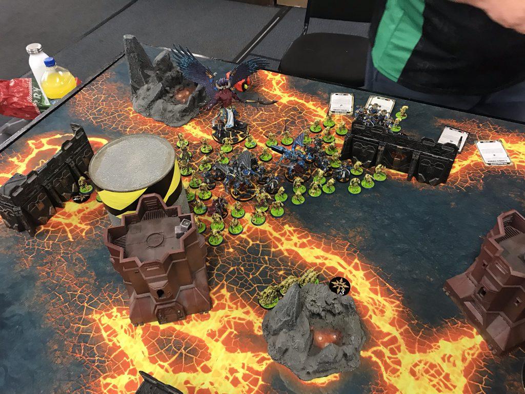 Seeds Round 5 - Opponent's Deployment