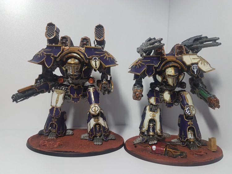 Legio Xestobiax Warlords