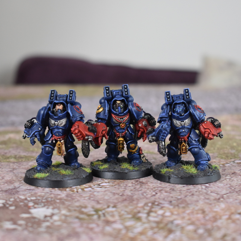 Crimson Fists Aggressors