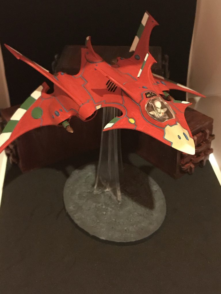 Crimson Hunter Exarch