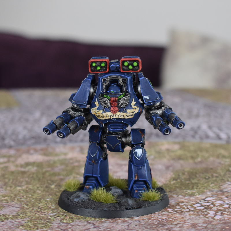 Relic Contemptor Dreadnought