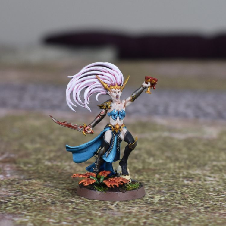 Daughters of Khaine Hag Queen