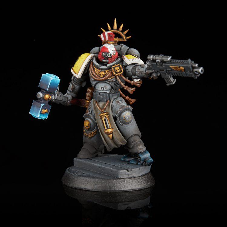 Imperial Fists Primaris Veteran Sergeant