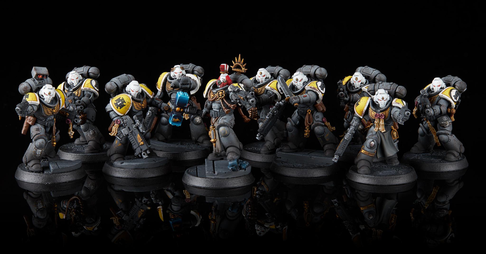 Imperial Fists Veteran Intercessors