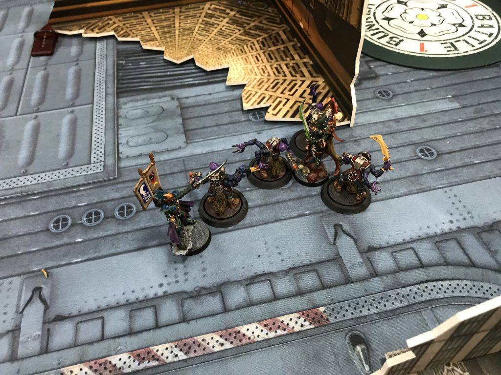 Archons put down some acolytes