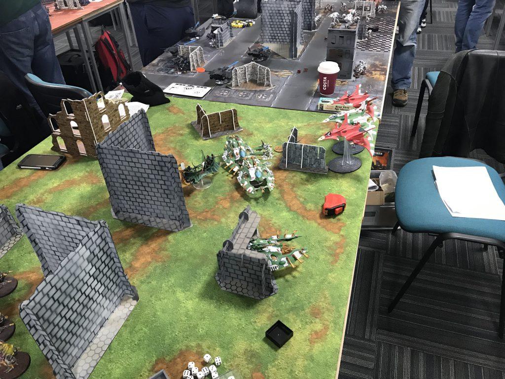 My Deployment - Round 1